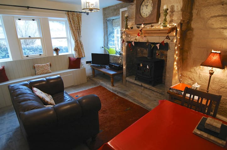 Triangle Cottage - Hebden Bridge - Casa