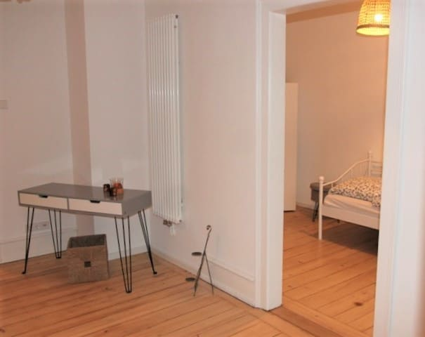 Nice apartment, 2 bedrooms, 1 living room