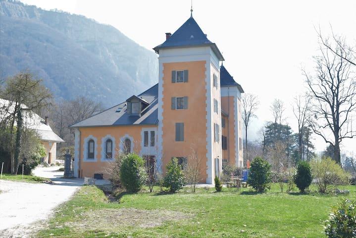 Appartement dans chateau