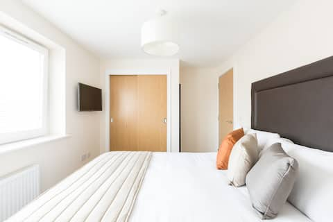Luxury One Bedroom Apartment at Central Gate by House of Fisher