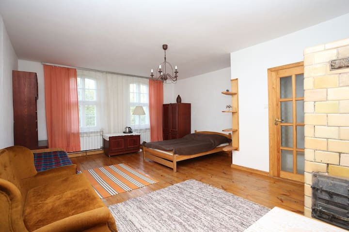 Pokój górny 28 m2