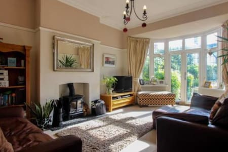 4 Bedroom Edwardian house in Penylan, Cardiff