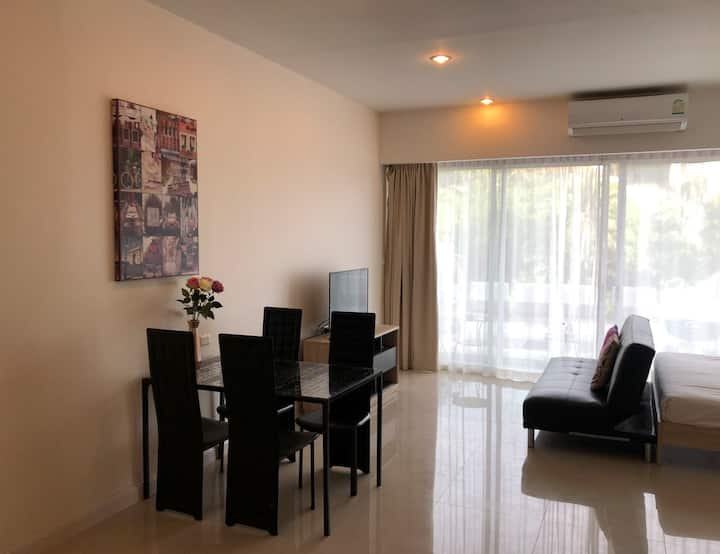 Modern studio apartment on Karon beach
