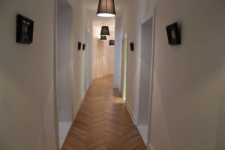 Lux & Beautiful Apt - Center Berlin Mitte 180M2 - Berlin - Appartement