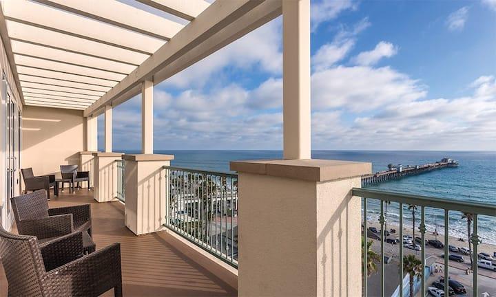 1Bdrm Wyndham Ocean Pier Resort Oceanside, CA