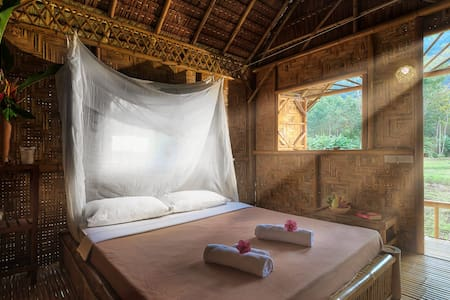 Our Jungle Camp - Eco Resort - Bamboo Hut
