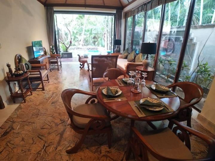 意居·丛林度假风情别墅·两居室