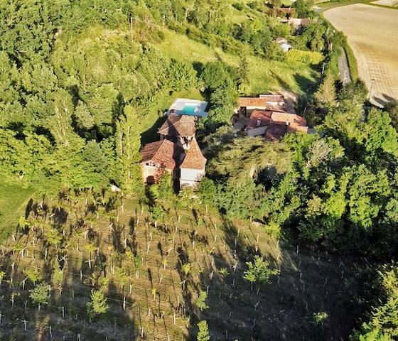 L'Ostalas maison d'hôtes dédiée au bien-être Pitta