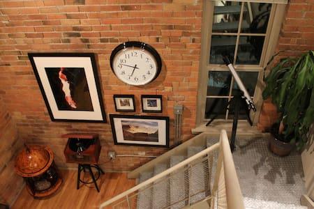 Downtown Loft- Art Space - Salt Lake City - Loft