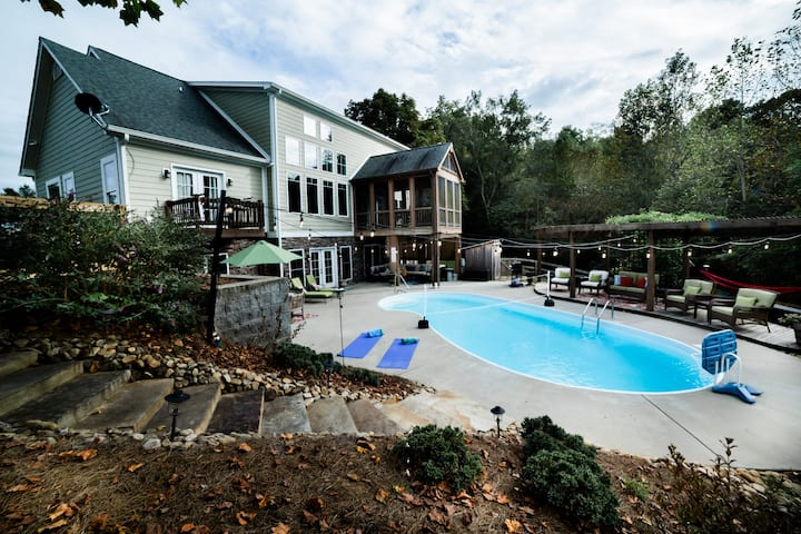 Great Outdoors 10 Acres 25 Minutes to DT Nashville