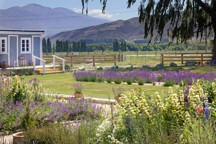 Lavender Farm **THE WOOLSHED** Merino Apartment - Otiake - Daire