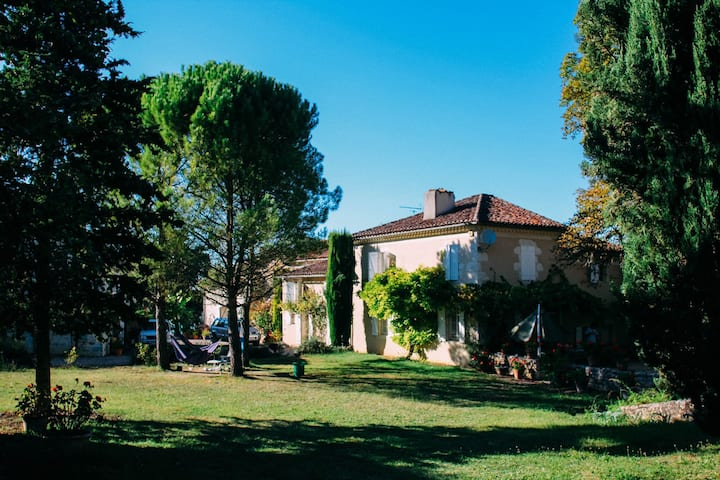 La Bordeneuve, Gascony Farmhouse