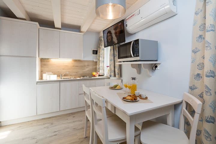 Modern and fresh one-bedroom apartment, Rovinj