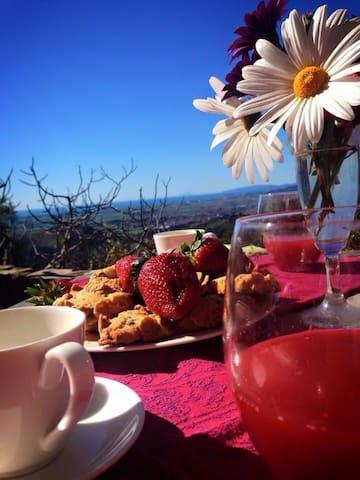 Tuscany  delizioso open space