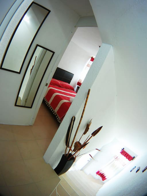 Entry to Bedroom 1