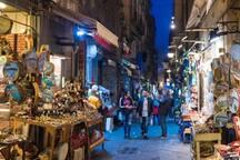 San Gregorio armeno strada famosa del centro storico sita a 15 minuti da casa vacanza sanfelice