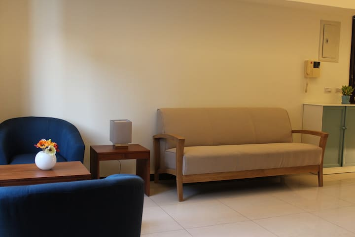 Itrip 5-2/comfy place to stay/close to airport - Linkou District - Apartamento