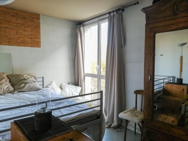 chambre dans appartement Paris 13ème