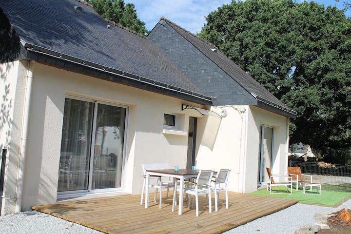 La Villa Le Penty - Le Tour-du-Parc
