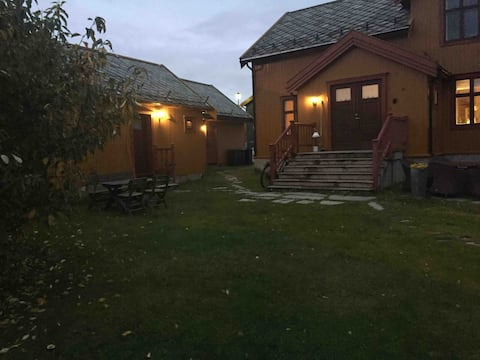 Studio apartment in the middle of Røros center w/ parking