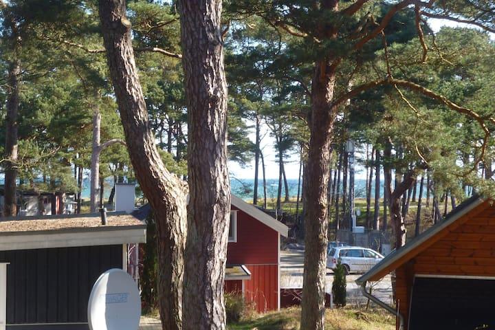 Ferienwohnung Nr. 1 Ostseeblick Baabe