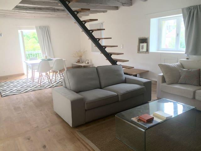 Charmante maison rénovée à 5 minutes de Rocamadour - Martel