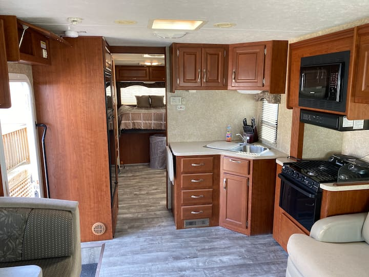 Great Value! Unique stay! RV life!