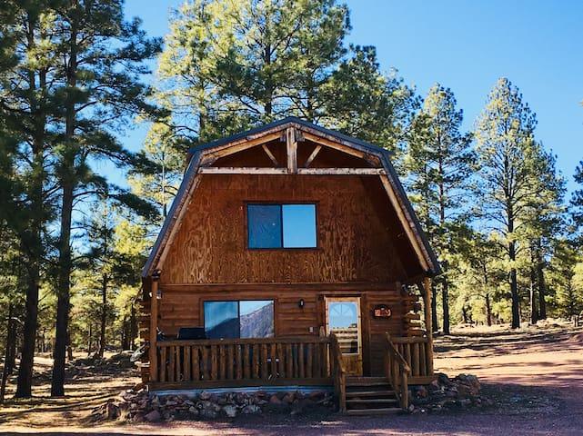 Zuni Mountain Cabin at Guest Retreat
