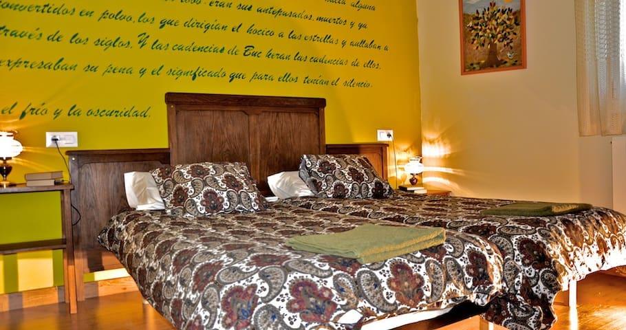 5 habitaciones con baño privado /wifi /