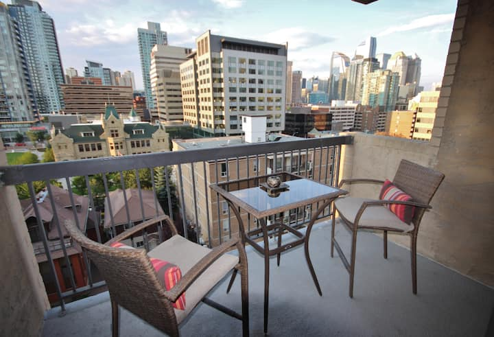 Remodeled Beltline Condo. Superb Location and View