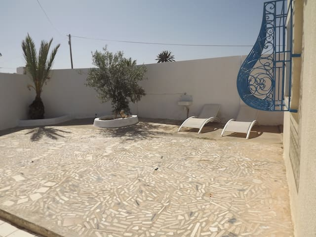 sympathique studio s plus 1 - Djerba Midun - House