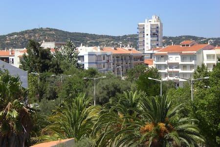 Ruim en rustig appartement voor 4 personen (100m2) - São Brás de Alportel - 公寓