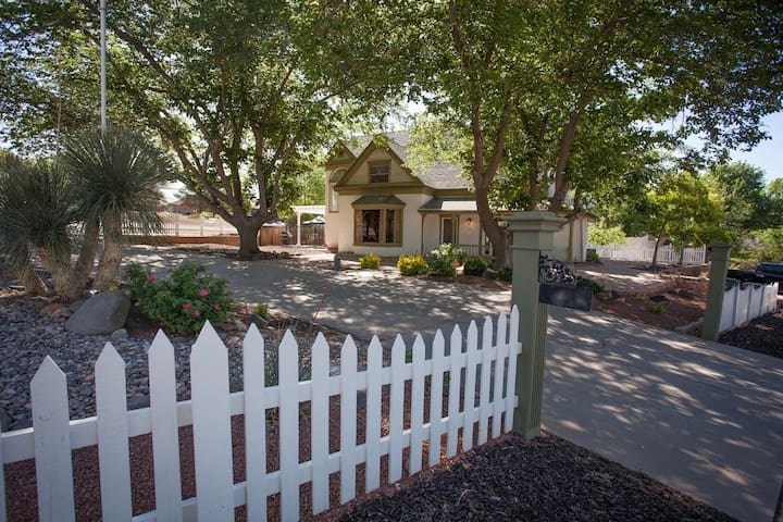 Large Historic St George Home for Family Retreats! - St. George - House