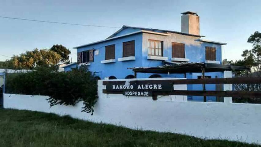 Hospedaje Rancho ALEGRE