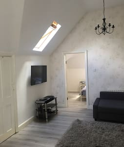 Beautiful open plan flat Purley - Purley