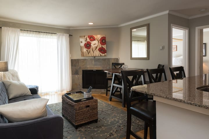 Charming, updated condo