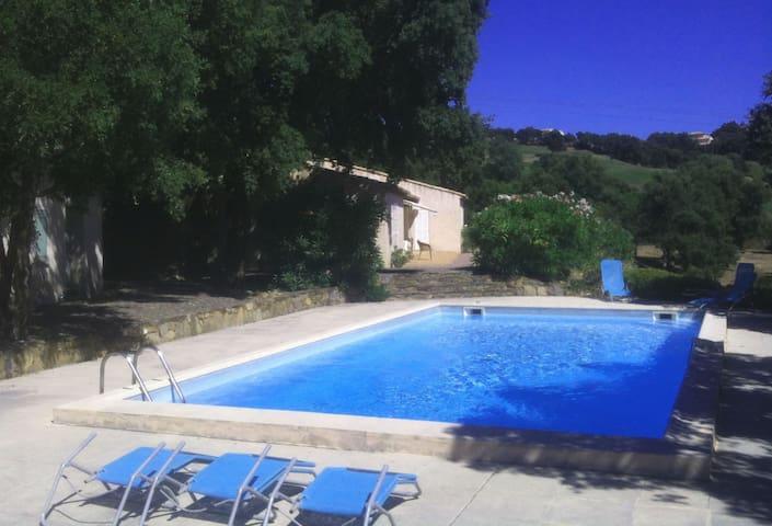 sea view Villa with swiming pool - Sainte-Maxime - Villa