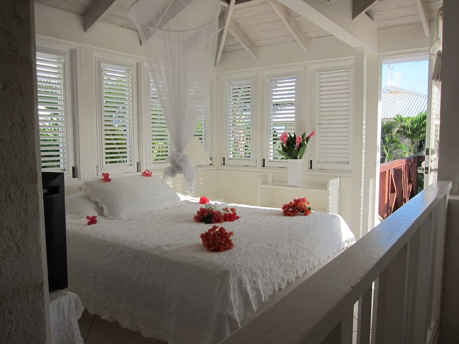 Bedroom Seaside Cottage A