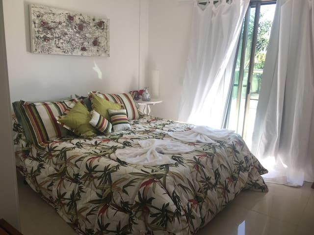 Cama queen suite
