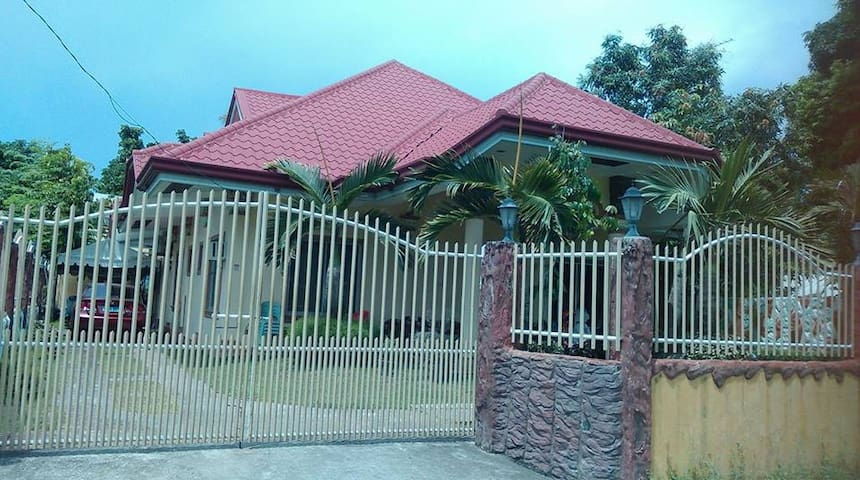 1 Bed Room, Residence House Dumaguete City