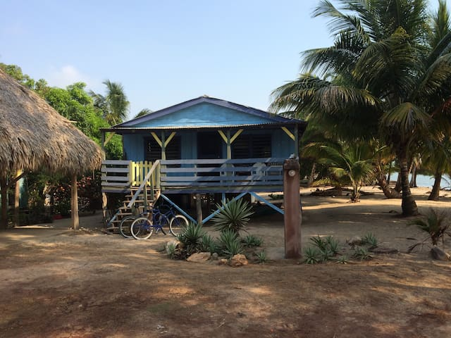Blu Heven Beach Cabana - Hopkins - Bungalow