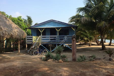 Blu Heven Beach Cabana - Hopkins - Bungalou