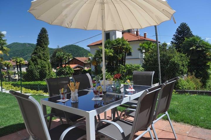Villa Floreal - Apartamento Orangerie