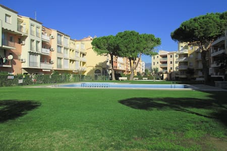 Apartm. 3 min. from the beach+WATER&AIR ADVENTURE - Empuriabrava