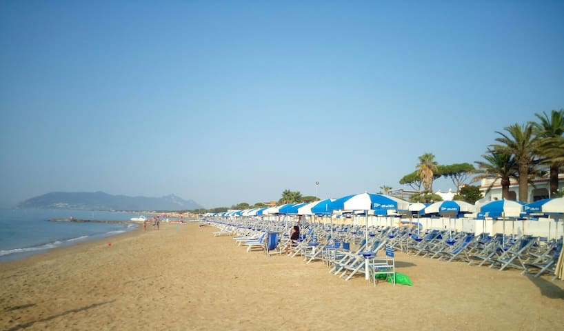 Circeo - Terracina Long Beach