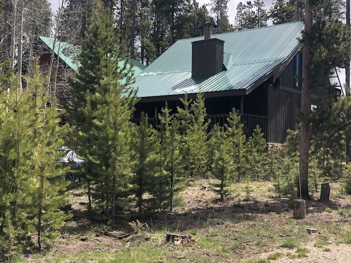 The Mountain House - steps from RMNP!!