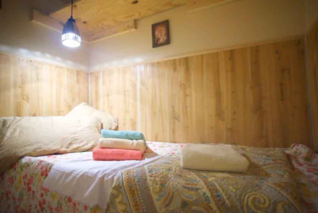 New York Interfaith Retreat Rooms