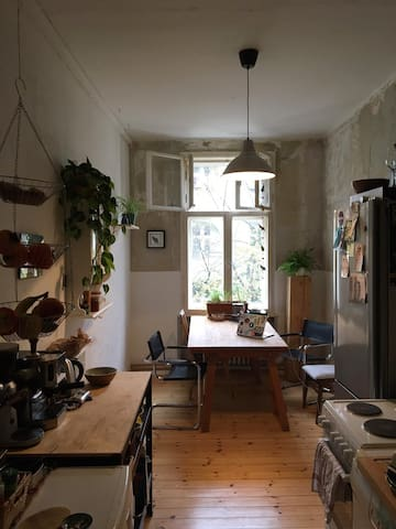 Charming and stylish flat in Neukölln