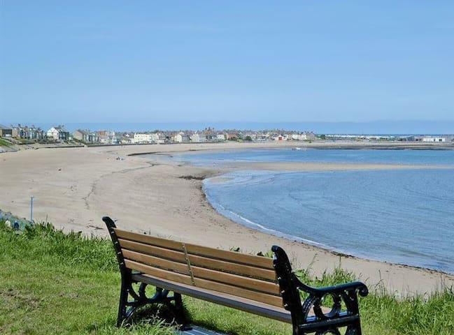 Beside the seaside.........