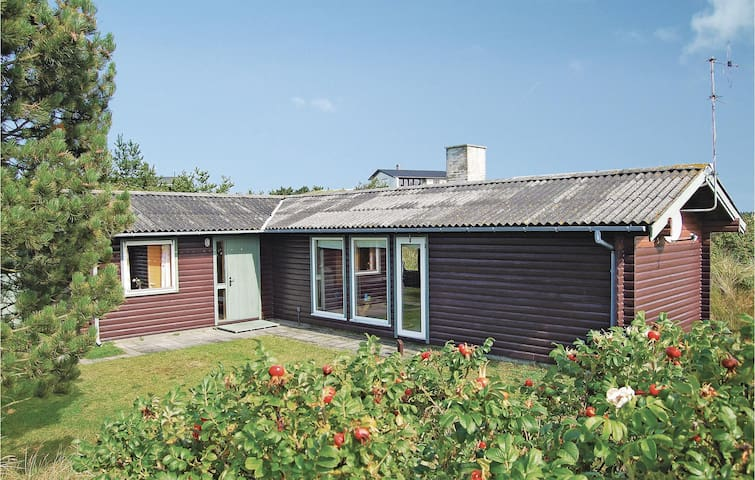 Holiday cottage with 3 bedrooms on 75m² in Vejers Strand